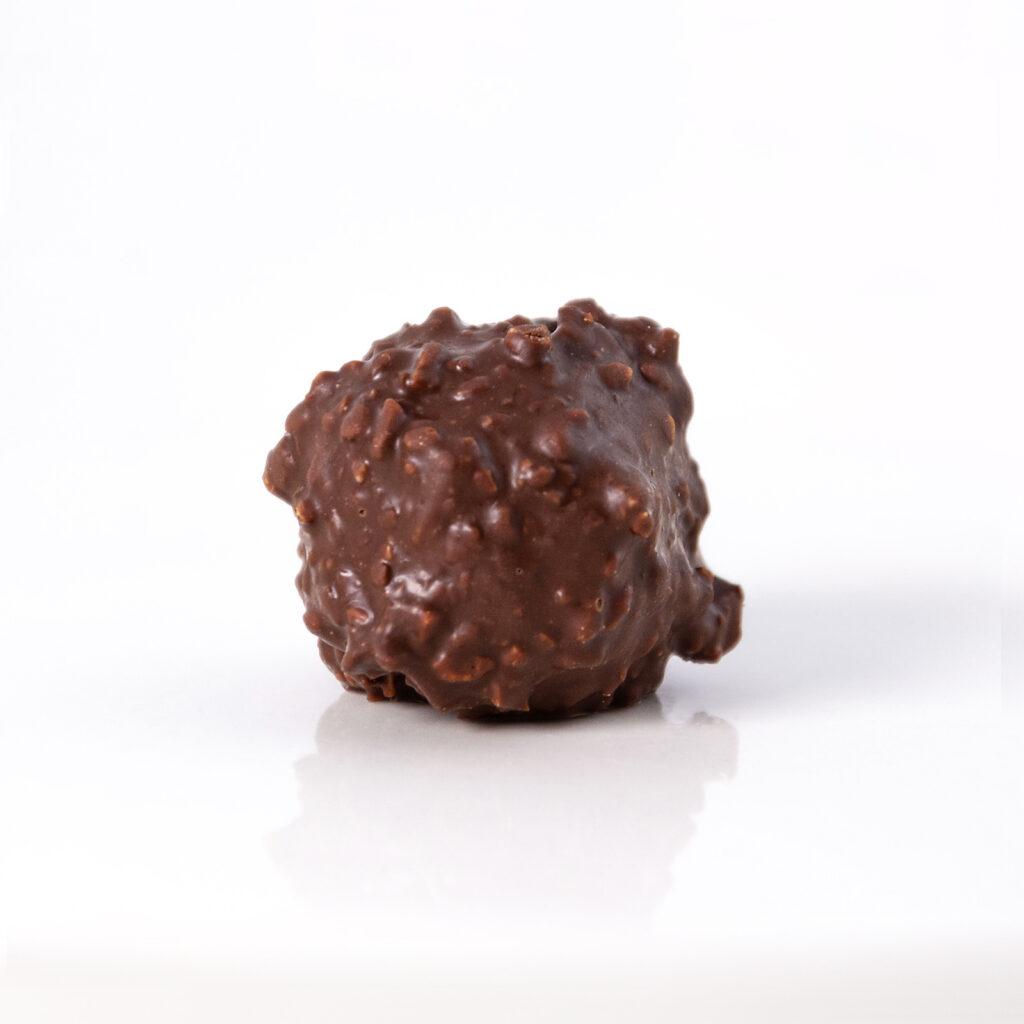 Rocher de Avellanas y Chocolate Oscuro