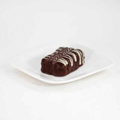 Rice Krispies Treat cubierto de chocolate